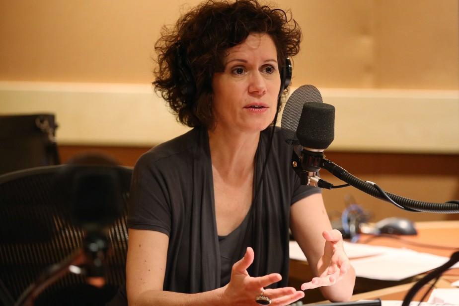 Catherine Perrin a annoncé plus tôt ce matin... (Photo Martin Chamberland, archives La Presse)