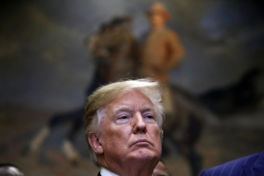 Donald Trump... (Photo Jacquelyn Martin, Associated Press)