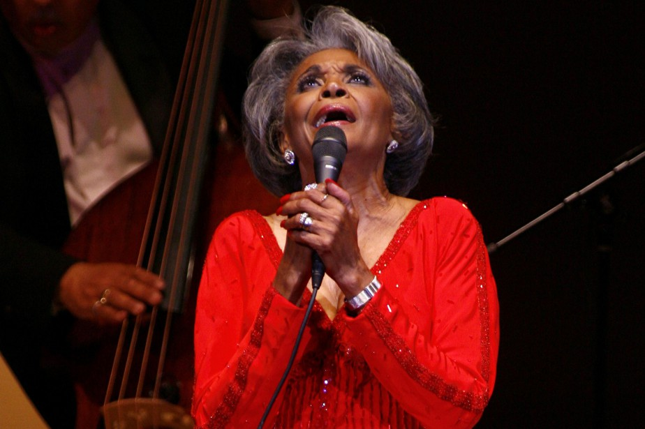 Nancy Wilson, légende du jazz, est décédée à... (Photo Rick Maiman, archives AP)