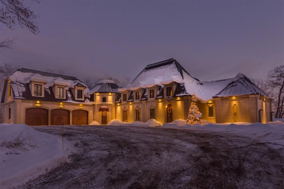 En oubliant la neige, on se croirait en... (Photo fournie par L'équipe Léger)