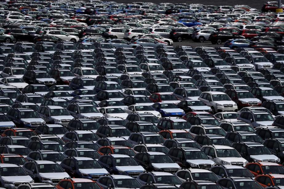 Le meilleur moment pour acheter une voiture est... (PHOTO AGENCE FRANCE-PRESSE)