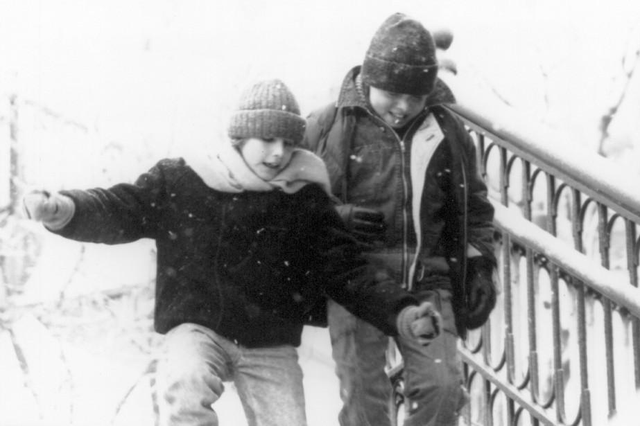 Mahée Paiement et Harry Marciano dans une scène... (Photo fournie par ICI Radio-Canada)