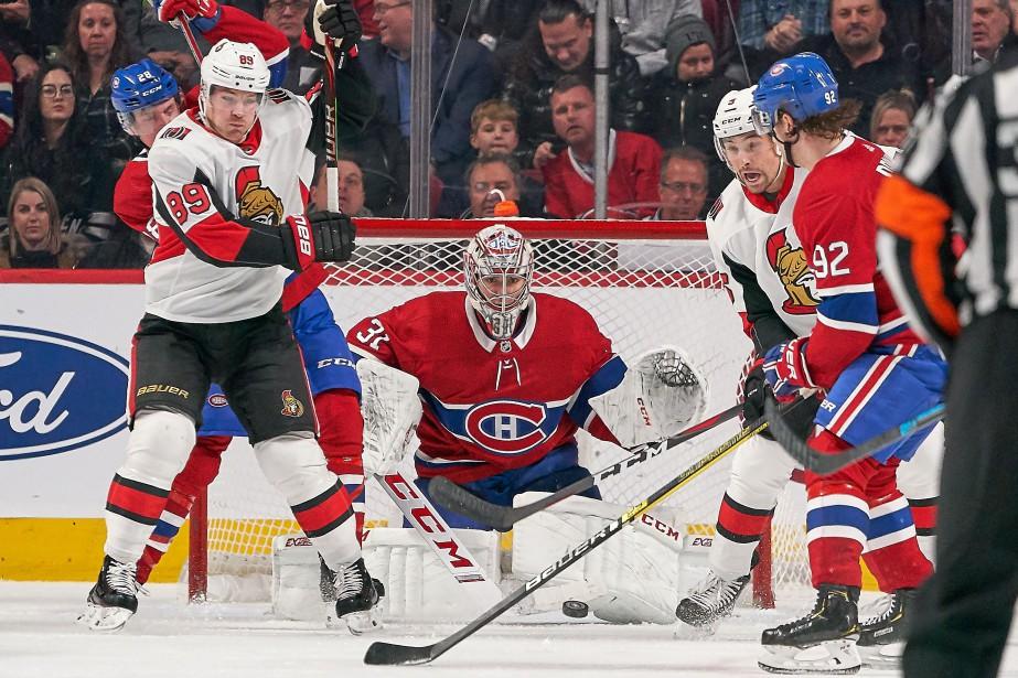 Le Canadien disputera samedi un troisième match en... (Photo André Pichette, La Presse)