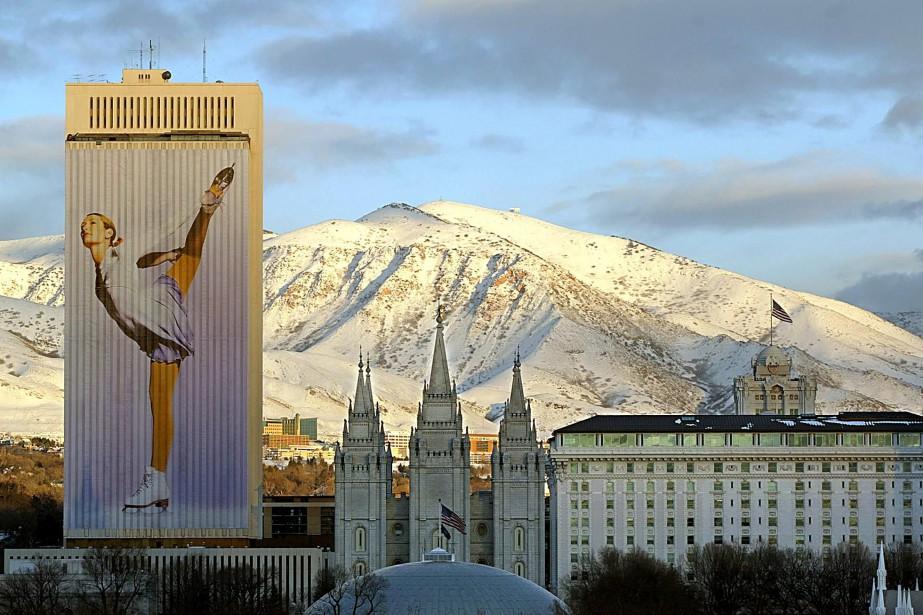 Le Comité olympique américain (USOC) a annoncé... (Photo GEORGE FREY, AFP)