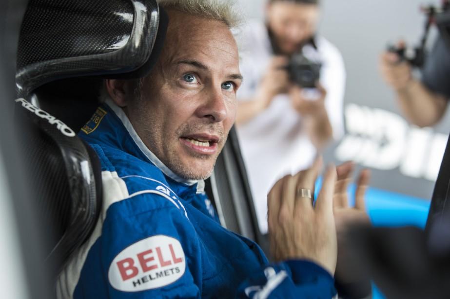 Jacques Villeneuve... (Photo Hugo-Sébastien AUBERT, archives La Presse)