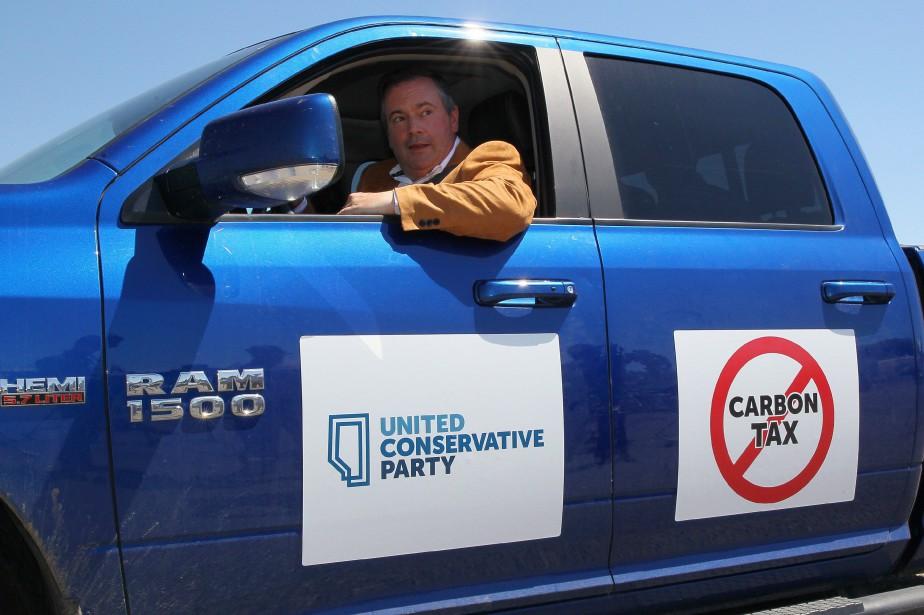 Jason Kenney est le chef du Parti conservateur... (ARCHIVES PC)
