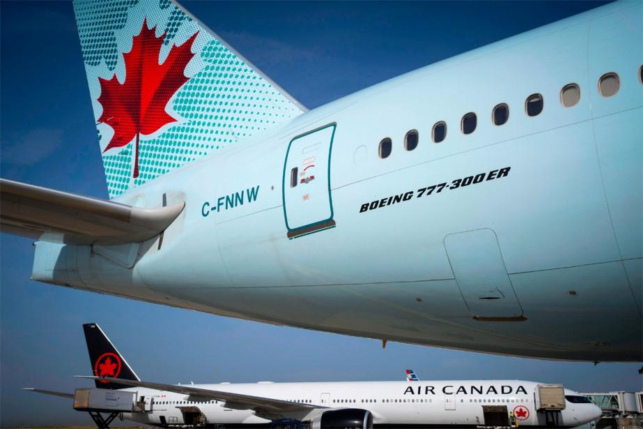Certaines compagnies aériennes - dont Air Canada, Lufthansa... (photo joel saget, archives agence france-presse)