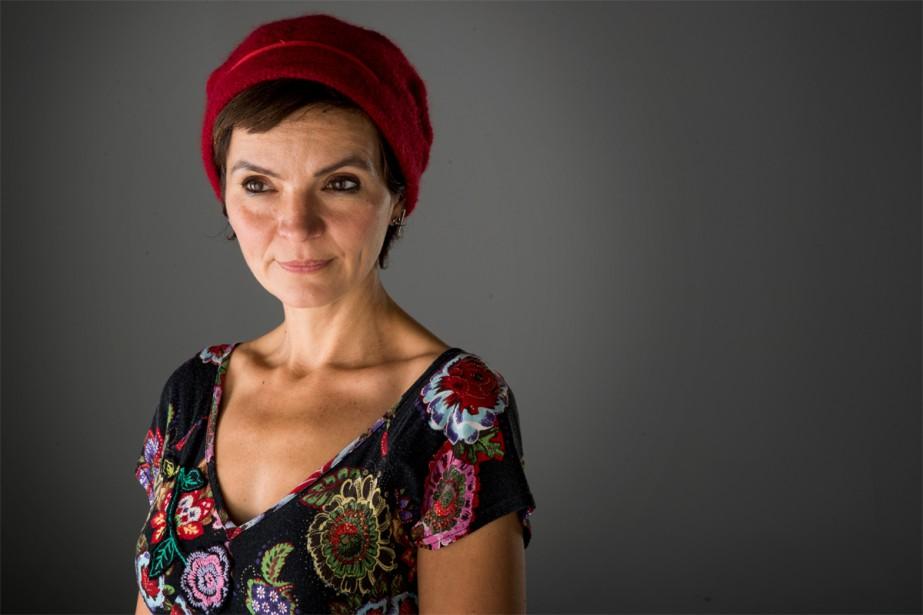 La réalisatrice Anaïs Barbeau-Lavalette signera l'adaptation du roman... (Photo Marco Campanozzi, Archives La Presse)