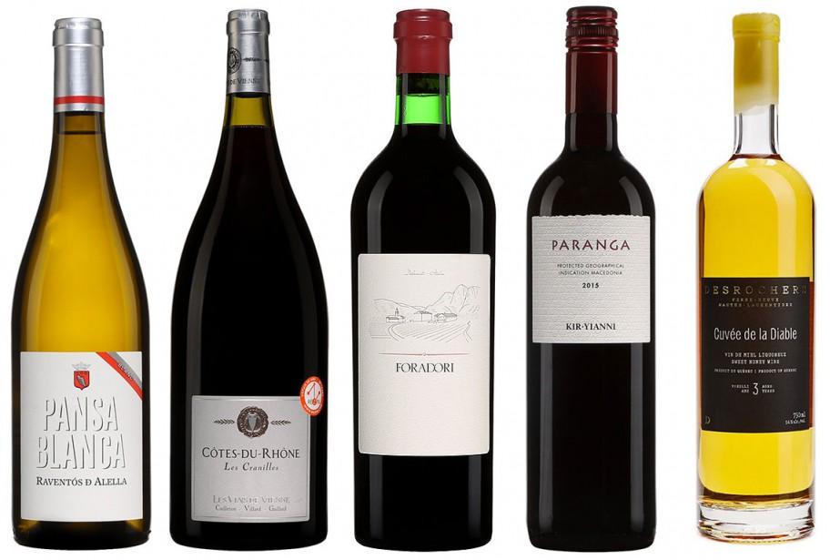 Les cinq choix de Karyne Duplessis Piché....