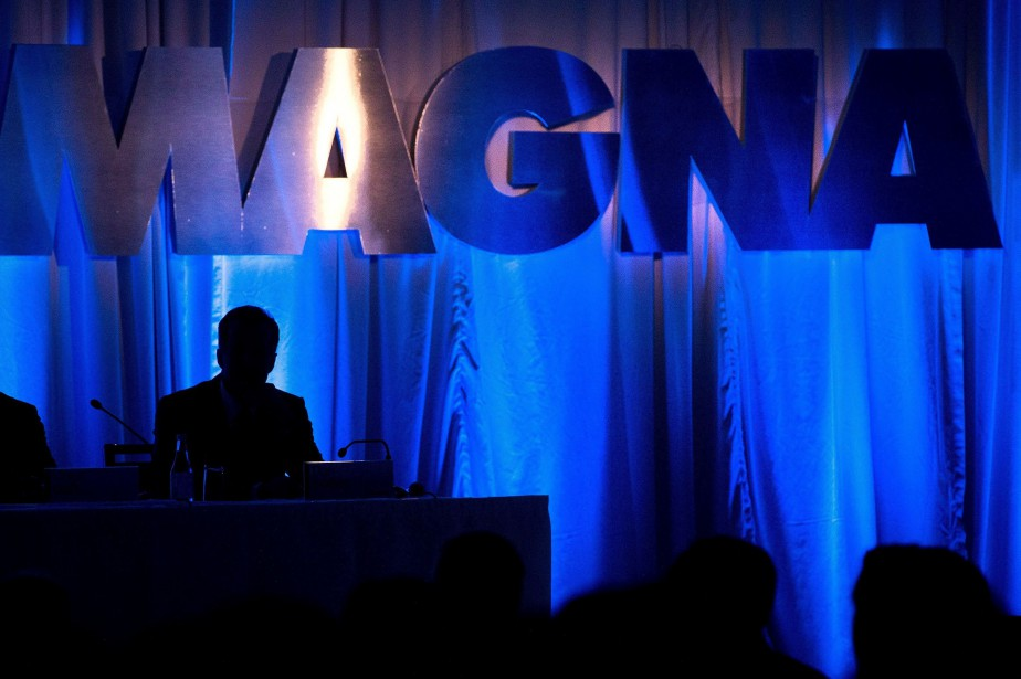 Magna International a... (Photo Nathan Denette, archives La Presse canadienne)