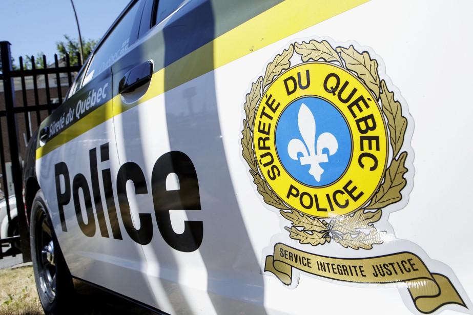 Un enquêteur en scène de collision a été... (Photo Alain Roberge, archives La Presse)