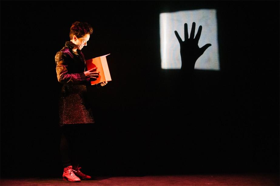 La pièce de théâtre familiale Des pieds et... (PHOTO FOURNIE PAR LA PRODUCTION)