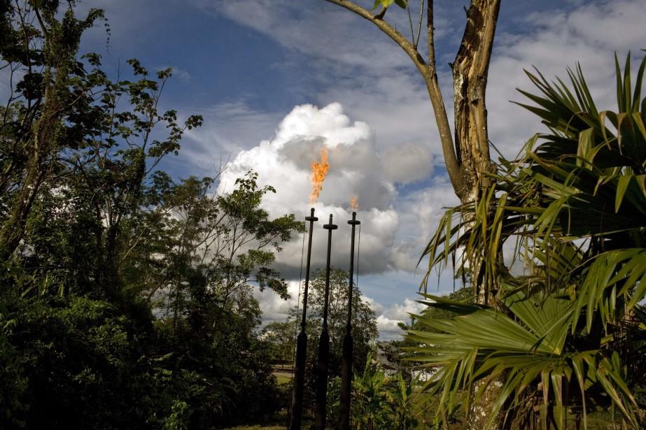 Les subventions allouées au secteur des combustibles sont... (Photo MOISES SAMAN, archives The New York Times)
