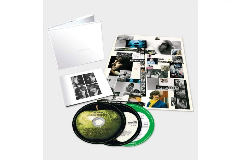 Coffret The White Album, des Beatles... (Image fournie par Universal)
