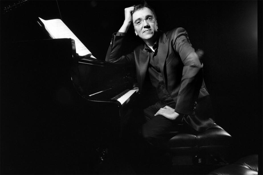 Éric Le Sage... (Photo fournie par l'Orchestre Métropolitain)