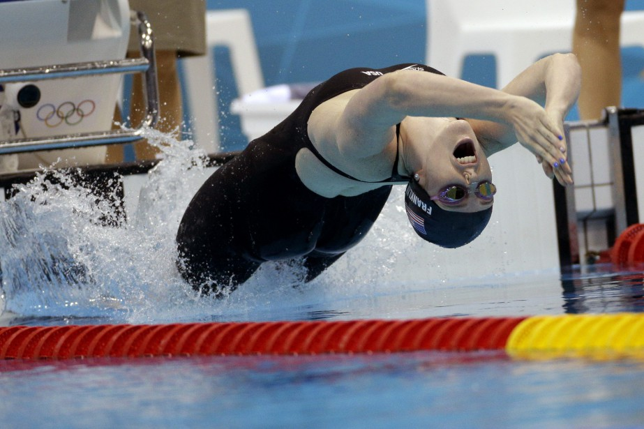 Missy Franklin... (Photo Michael Sohn, archives Associated Press)
