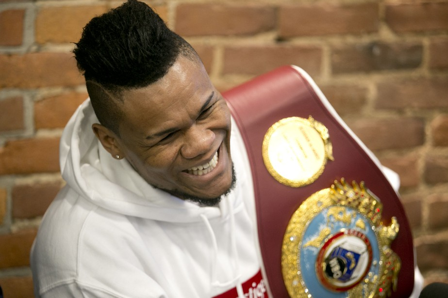 Eleider Alvarez touchera au moins un million de... (Photo François Roy, La Presse)