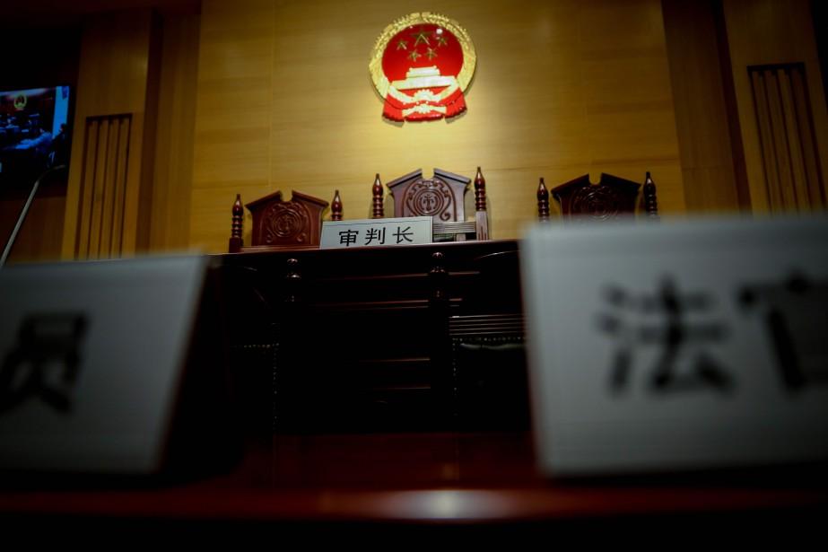 D'après des organisations de défense des droits de... (Photo WANG ZHAO, Agence France-Presse)
