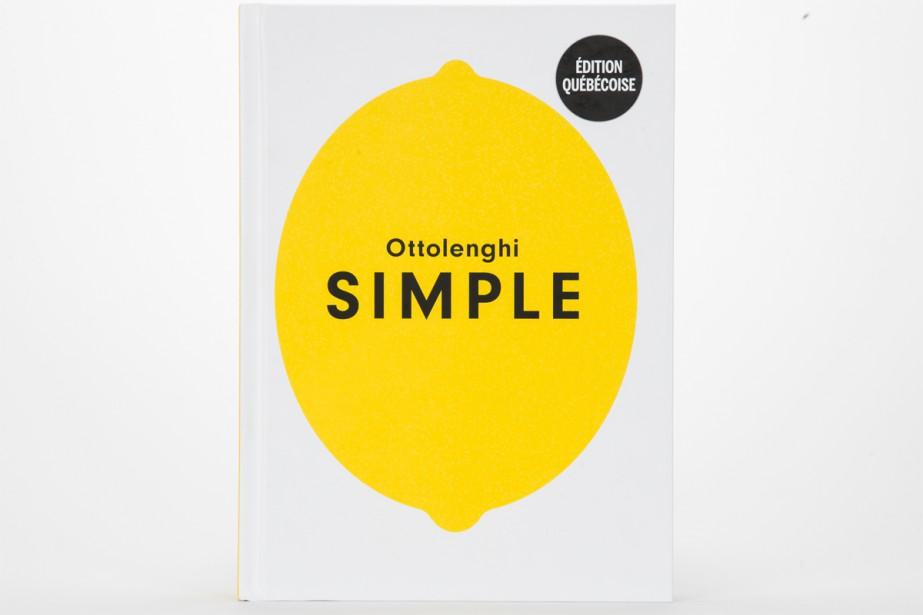 Simple, par Yotam Ottolenghi, KO Éditions, 308 pages,... (Photo Marco Campanozzi, La Presse)