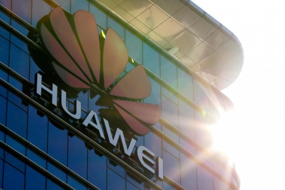 Une dirigeante de l'entreprise chinoise Huawei,Meng Wanzhou, a... (PHOTO ANDY WONG, ASSOCIATED PRESS)