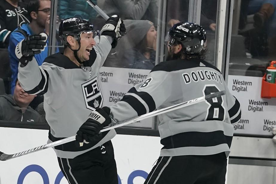 Ilya Kovalchuk a effectué un retour au jeu en grand en... (Photo Tony Avelar, AP)