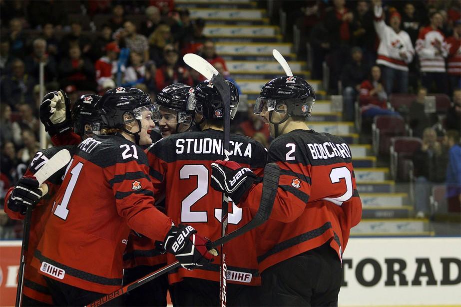 Comme chaque année, les performances de l'équipe canadienne... (Photo Chad Hipolito, Archives La Presse canadienne)