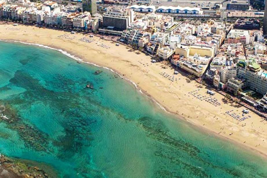 Las Palmas de Gran Canaria, îles Canaries, Espagne... (Photo Wikimedia Commons)