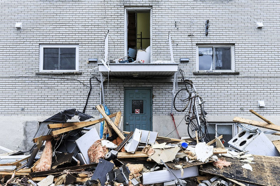 Le bilan des tornades en septembre dans l'ensemble... (Photo EDOUARD PLANTE-FRÉCHETTE, archives La Presse)