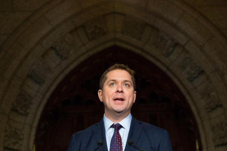 En entrevue de fin d'année à CTV, le... (PhotoAdrian Wyld, archives La Presse canadienne)