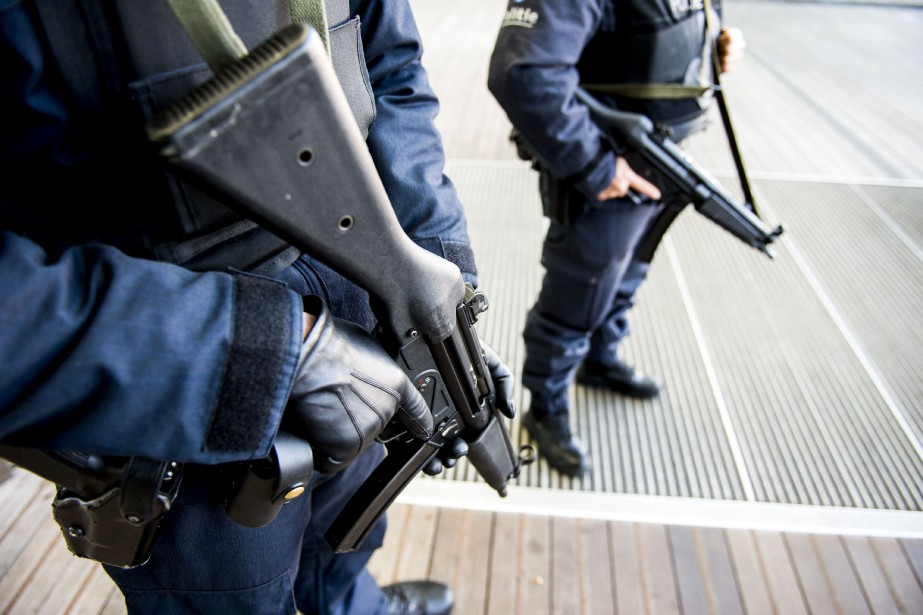 La police n'a pas donné pour le moment... (Photo MARCO DE SWART, archives AFP)