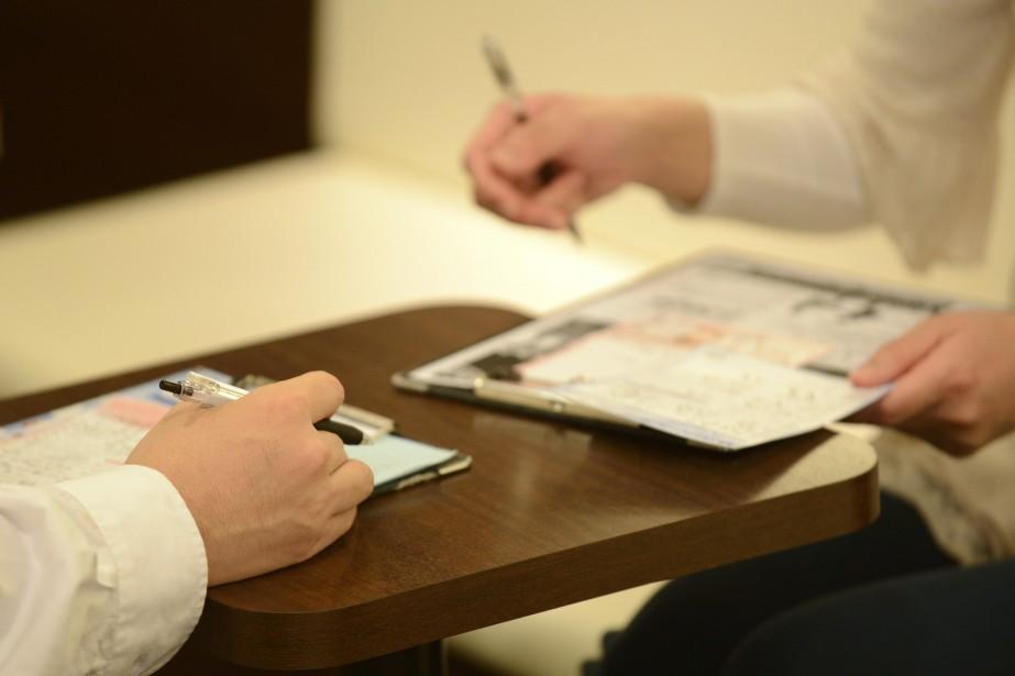 L'économiste note qu'environ 40000emplois ont été créés au... (Photo Akio Kon, Bloomberg)