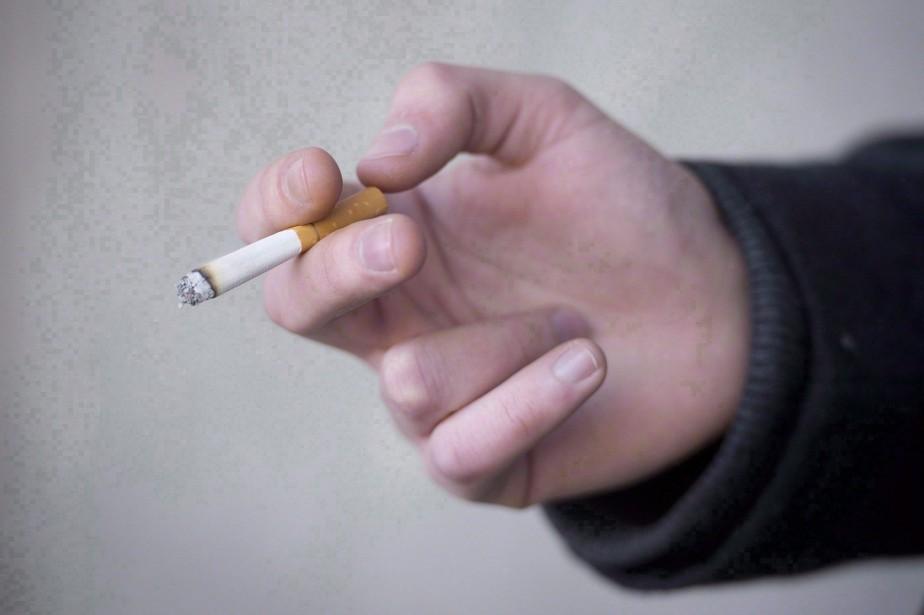 Les inscriptions sont ouvertes. Jusqu'au 4février, les fumeurs... (Photo JONATHANHAYWARD, La Presse canadienne)