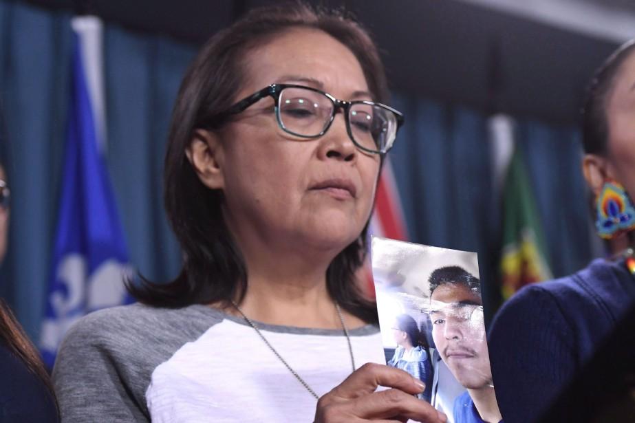 Un jury composé entièrement de Blancs avait acquitté... (Photo Justin Tang, archives La Presse canadienne)