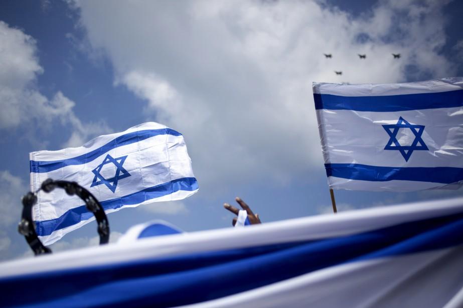 Selon Jérusalem, la ministre a «insulté le drapeau... (Photo Ariel Schalit, archives Associated Press)