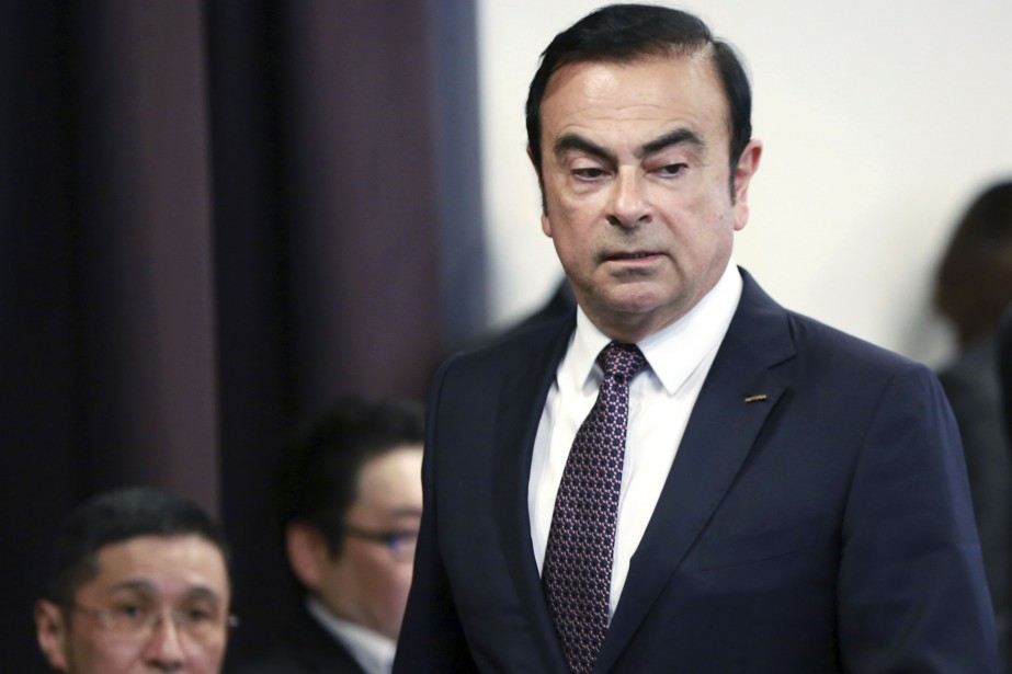 Carlos Ghosn... (Photo Eugene Hoshiko, AP)