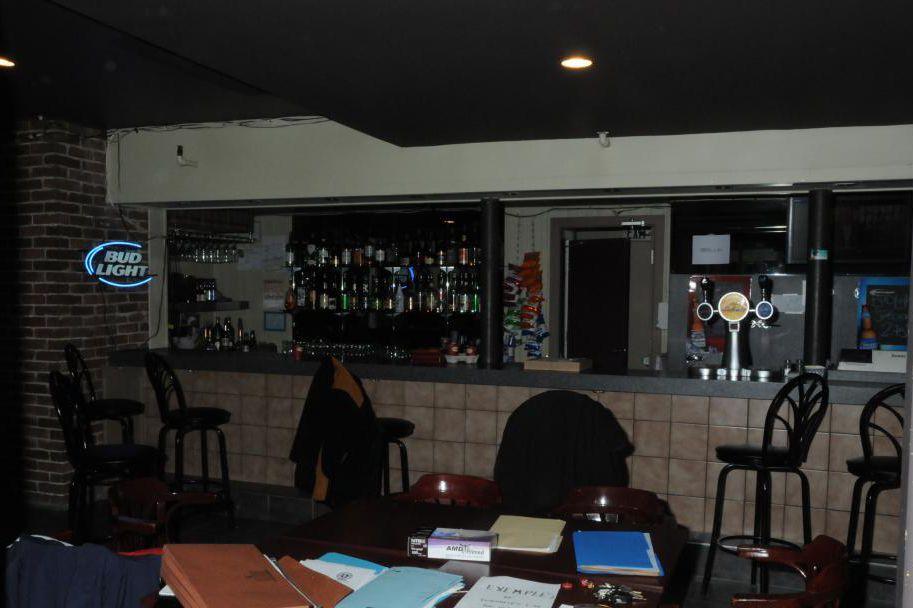 La clientèle d'un bar de Val-d'Or a été... (Photo archives La Presse)