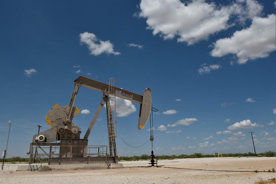 «Le pétrole souffre en ce premier jour d'échanges... (Photo Nick Oxford, archives REUTERS)