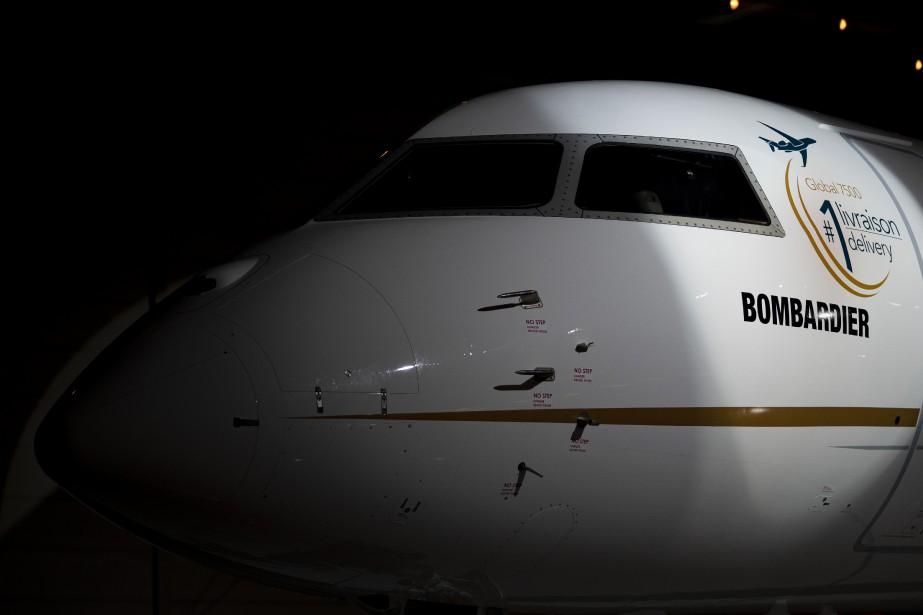 Bombardier a mis en service, en décembredernier, ses... (Photo David Boily, archives La Presse)