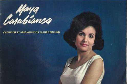 Maya Casabianca s'était fait un nom au début... (photo philips)
