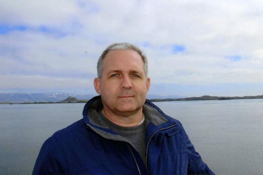 Paul Whelan... (Photo fournie par la famille via AP)