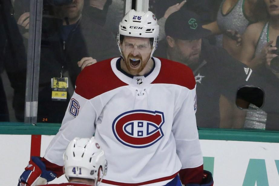 Jeff Petry... (Photo Michael Ainsworth, La Presse canadienne)