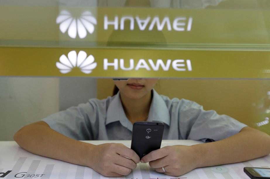 Le géant chinois Huawei a ravi l'an passé... (Photo Darley Shen, REUTERS)