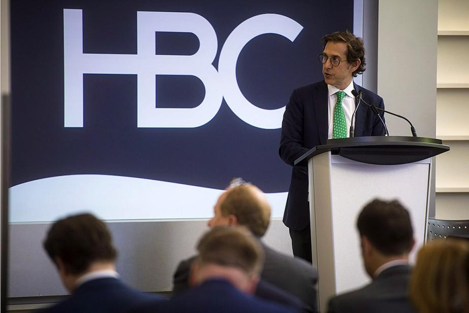 L'acquisition d'actions par le président exécutif de la... (Photo Tijana Martin, archives La Presse canadienne)