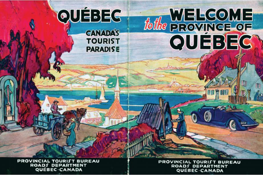 Cette brochure destinée aux automobilistes, parue entre 1926...