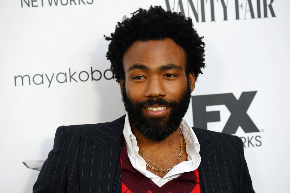 Donald Glover... (Photo Chris Pizzello, Archives Associated Press)