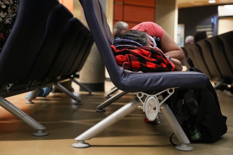 Le taux d'occupation des urgences du Centre hospitalier... (PHOTO ROBERT SKINNER LA PRESSE)