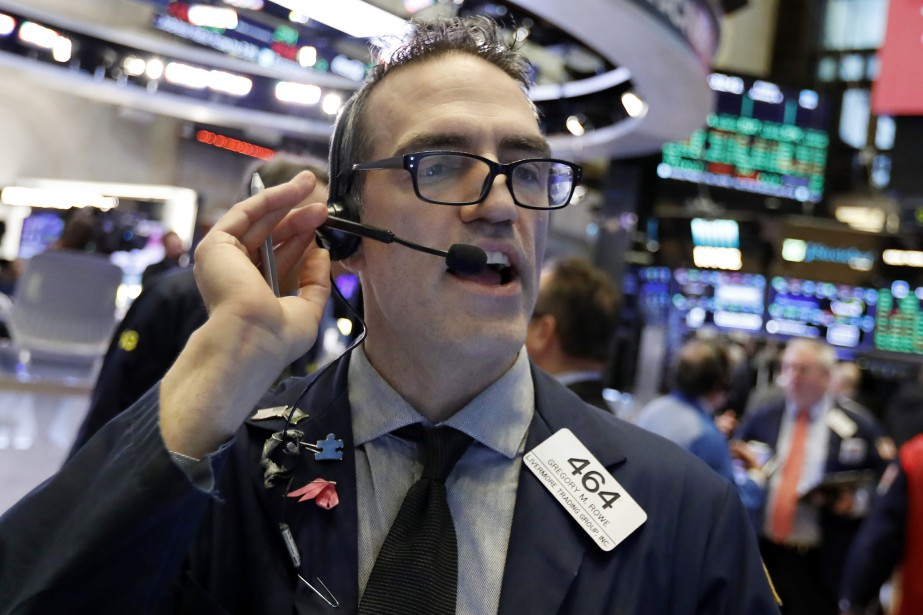 L'indice vedette de Wall Street, le Dow Jones... (Photo Richard Drew, AP)