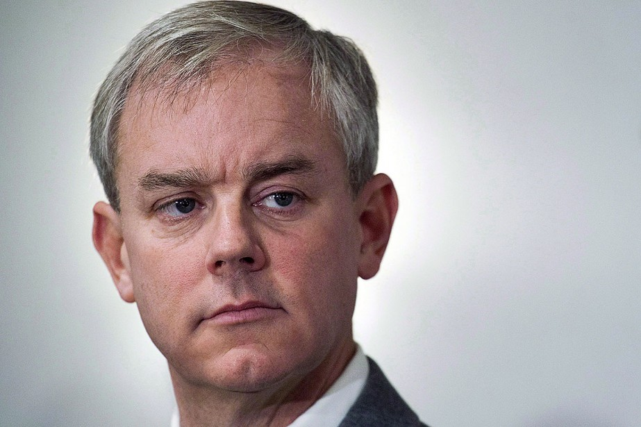 Dennis Oland... (Photo Andrew Vaughan, archives PC)