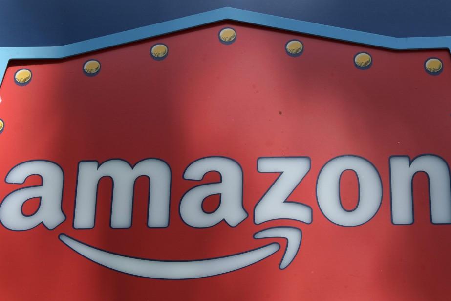 C'est la première fois qu'Amazon occupe la première... (Photo Richard Vogel, AP)