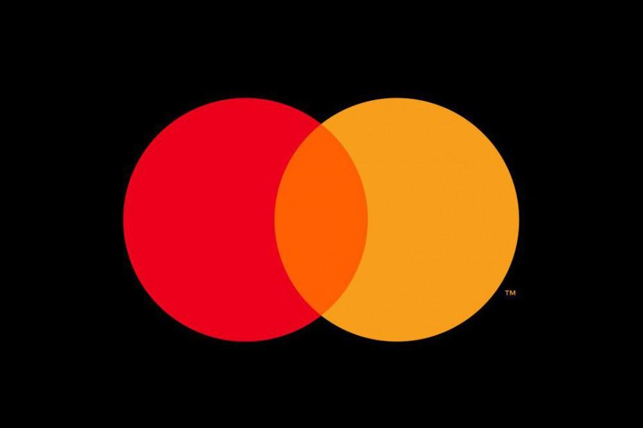 Le nouveau logo de l'entreprise MasterCard.... (AP)